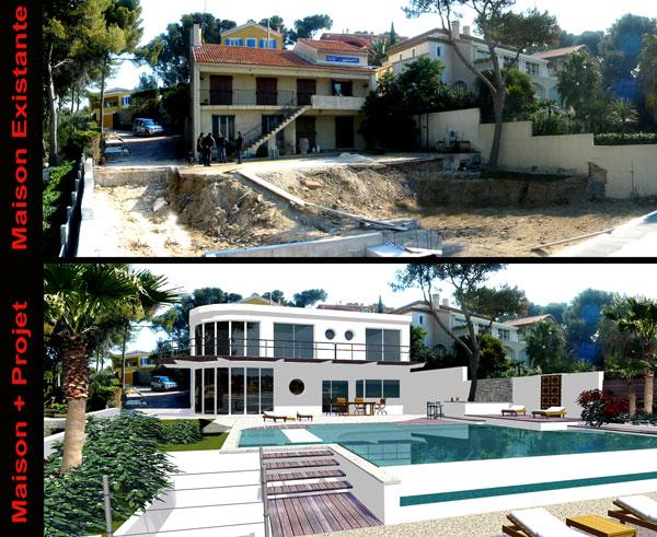 Piscines piscine relooking de maison et villa permis de for Permis de construire piscine